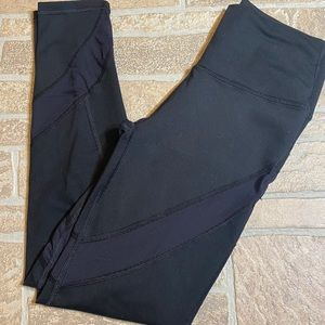 Aerie Small Chill Play Move Leggings black active